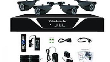 Популярные готовые системы видеонаблюдения