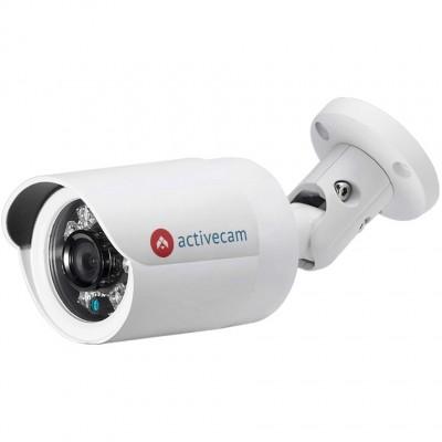 Компактная 4Мп IP камера-цилиндр с ИК-подсветкой ActiveCam AC-D2141IR3
