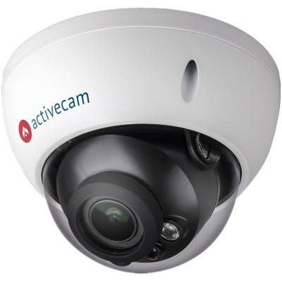 Купольная IP-камера для улицы ActiveCam AC-D3123WDZIR3 с моторизированной оптикой