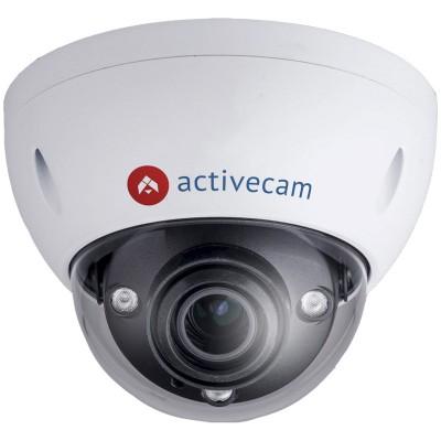 Вандалостойкая 6Мп IP-камера ActiveCam AC-D3163WDZIR5 с моторизированной оптикой и Smart-функциями