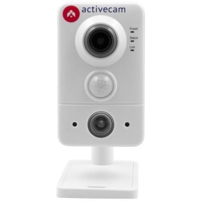 4Мп Cube-камера для помещений ActiveCam AC-D7141IR1 с ИК-подсветкой и двусторонним звуком