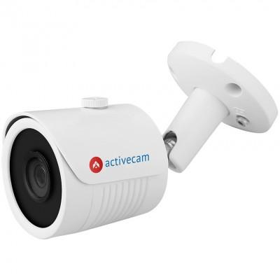 Мультиформатрный 1Мп аналоговый мини-буллет ActiveCam AC-TA261IR3 с ИК-подсветкой