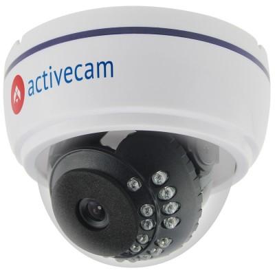 Аналоговая мультистандартная 1080p камера ActiveCam AC-TA381LIR2 в компактном дизайне
