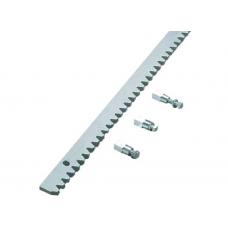Зубчатая рейка для откатных ворот CVZ-S (10 м)