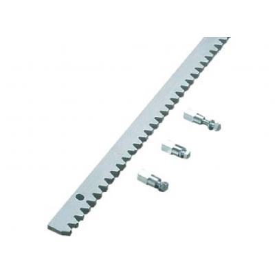 Зубчатая рейка для откатных ворот BFT CVZ-S