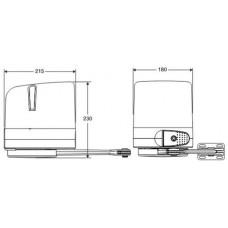 Электропривод Kit VIRGO SMART BT A20