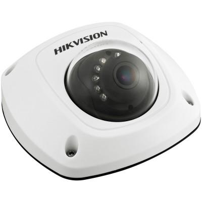 Уличный вандалостойкий 4Мп IP-миникупол Hikvision DS-2CD2542FWD-IS с ИК-подсветкой