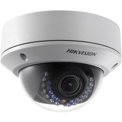 Уличная вандалостойкая IP-камера Hikvision DS-2CD2722FWD-IZS с motor-zoom