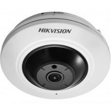 Hikvision DS-2CD2942F с объективом «рыбий глаз»