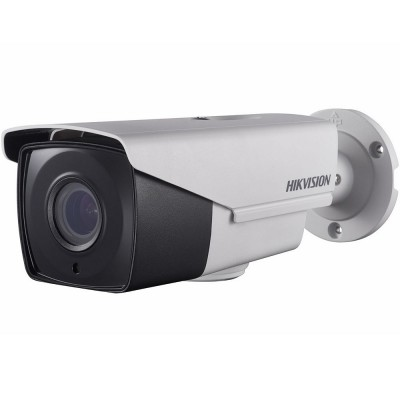 HD-TVI камера для улицы Hikvision DS-2CE16D8T-IT3ZE с Motor-zoom и EXIR-подсветкой