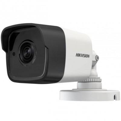 Уличная 3Мп TVI видеокамера Hikvision DS-2CE16F7T-IT с EXIR подсветкой