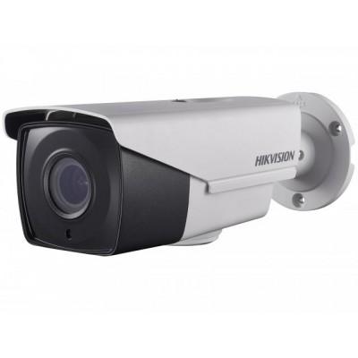 5Мп уличная цилиндрическая HD-TVI камера Hikvision DS-2CE16H5T-AIT3Z с EXIR-подсветкой до 40м