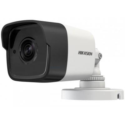 Высокочувствительная 5Мп HD-TVI камера Hikvision DS-2CE16H5T-IT с EXIR-подсветкой
