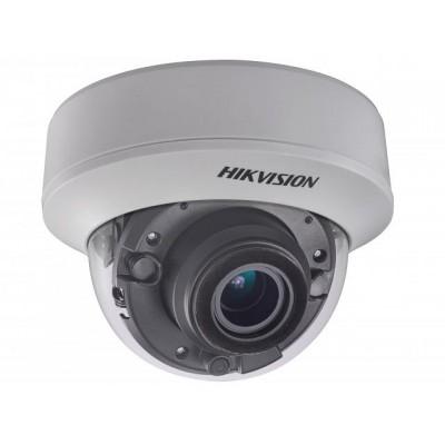HD-TVI камера 3Мп Hikvision DS-2CE56F7T-AITZ с моторизированным объективом и EXIR подсветкой