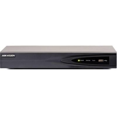 4-канальный сетевой видеорегистратор Hikvision DS-7604NI-E1/4P, питание камер по PoE (до 300 м)