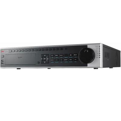 64-канальный IP-видеорегистратор Hikvision DS-8664NI-I8 с разрешением записи 12Мп
