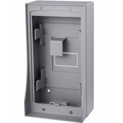 Монтажная панель Hikvision DS-KAB01 для накладной установки вызывных панелей