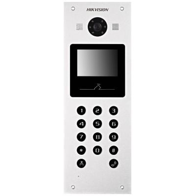 IP вызывная панель Hikvision DS-KD6002-VM для уличного использования