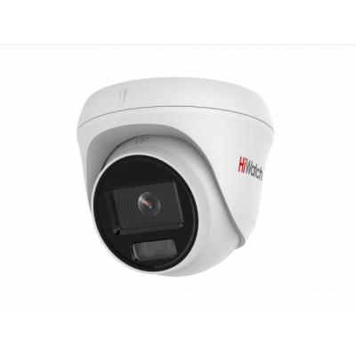 HiWatch DS-I453L (2.8mm) 4Мп купольная IP-видеокамера с технологией ColorVu