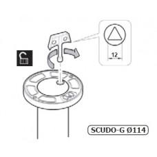 SCUDO G 220/500 -6 — столб механический