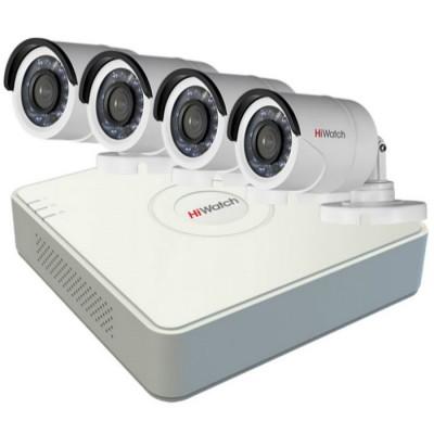 Стандартный видеокомплект HiWatch-4-2