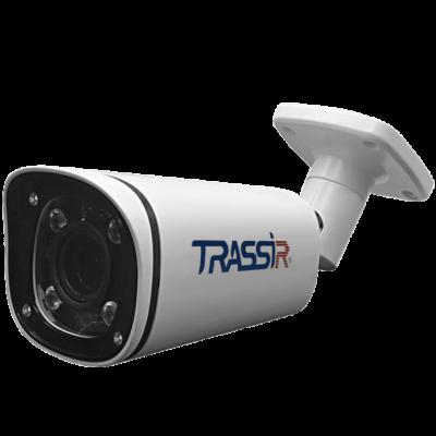 2Мп IP-камера TRASSIR TR-D2123IR6 с вариообъективом, ИК-подсветкой 60 м