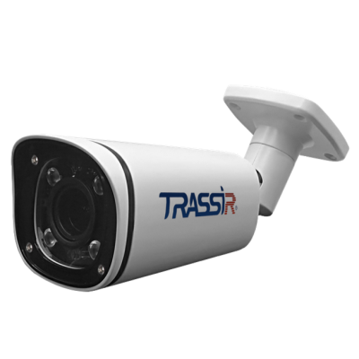 IP камера TRASSIR TR-D2143IR6 с подсветкой до 60 м и вариообъективом