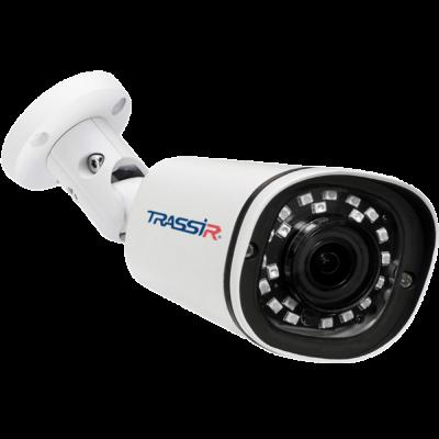 8 Мп IP-камера TRASSIR TR-D2181IR3 с ИК-подсветкой