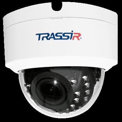 4 Мп IP камера TRASSIR TR - D3143IR2 с ИК-подсветкой и вариофокальным объективом