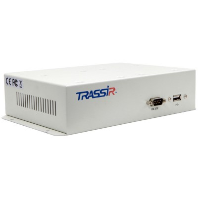 DVR с поддержкой 4 HD-TVI камер (+ 1 IP) для банкоматов – TRASSIR Lanser 1080P-4 ATM