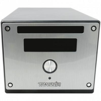 18-канальный гибридный видеорегистратор TRASSIR MiniNVR Hybrid 18