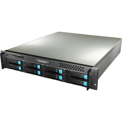 Мощный 128-канальный стоечный NVR на TRASSIR OS – TRASSIR QuattroStation Pro