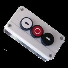 Выключатель кнопочный на 3 кнопки SPC3